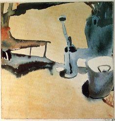 View Towards the Port of Hammamet - Paul Klee