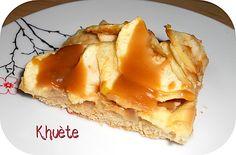amande pommes et caramel #yummy