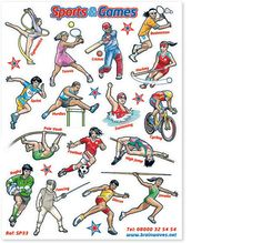 Brainwaves Collectibles! An exciting range of reward stickers using popular themes for children to treasure.      16 mixed designs     Sticker sheet size: 125mm x 165mm     320 stickers per pack     Ref: SP33  Price     £11.25 FREE UK DELIVERY     (£9.38 ex VAT)