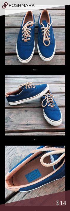 KEDS slip ones Dark blue Keds Shoes Sneakers