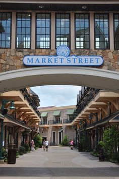 The Market Street at The Island in Pigeon Forge