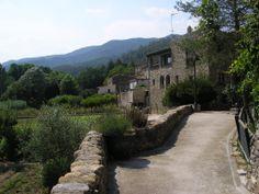 Historic St Llorenç de la Muga