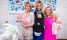 Home & Family - Episodes - Baby Stuff for Dummies with Kym Douglas Kym Douglas is helping Debbie Matenopoulos make a list of baby essentials for her gift registry. She features some great products for playing, learning, napping, eating, and more.