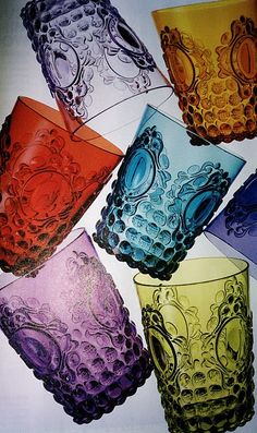Loving these colorful tumblers!