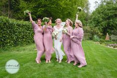 Bride and bridesmaids wedding photography at Ever After a Dartmoor wedding venue by Iconik Photography Brides And Bridesmaids, Bridesmaid Dresses, Wedding Dresses, Devon And Cornwall, Dartmoor, Ever After, Wedding Venues, Wedding Photography, Board