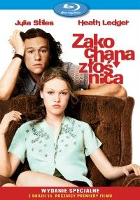 The classic comedy that launched the careers of Academy Award winner Heath Ledger Best Supporting Actor, The Dark Knight) and Julia Stiles celebrates its ten-year high school reunion with 10 Things I Hate About Yo Julia Stiles, Heath Ledger, Teen Movies, Movie Tv, Iconic Movies, Comedy Movies, Movie List, James Joseph, 10 Things I Hate About You