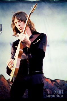 Tom Scholz Of Boston-Day On The Green 1 In Oakland Ca 5-6-79