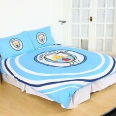 Everton Football Club Official Soft Fleece Blanket Pulse Design Bed Throw