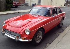 1969 MGC GT w/Overdrive