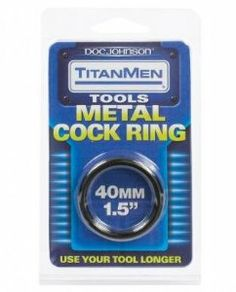 "Titanmen tools metal cock ring - black 1.5"" by Doc Johnson. $13.49. great price. fast shipping. neat o. All the passion of France is now available at your fingertips in this 2.25"" by .75"" bullet with non-toxic TPR sleeve in the shape of a sensuously licking mouth. The French Kiss clitoral stimulator boasts seven functions to get her off a different way every day of the week and it's waterproof so your next bath together will be the best one ever. Slip this finger ..."