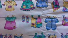 Childrens Novelty Print Kid's Clothes on by DebUpcyclesSupplies