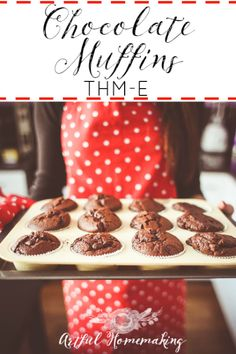 trim healthy mama chocolate muffins