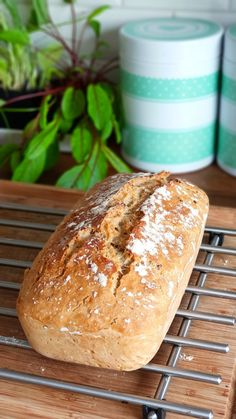 Breakfast And Brunch, Breakfast Snacks, Bread Recipes, Cooking Recipes, Healthy Recipes, Bread N Butter, Bread Baking, Love Cake, Granola
