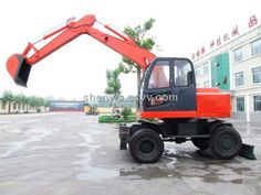Wheel Hole Digger (SW-120) - China wheel hole digger, Shenwa