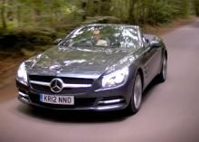 Mercedes-Benz SL: It's all in the name http://cnet.co/16ZwFY6
