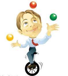 Have Proof You Can Juggle and 4 Other Important Tips - #advice #expert #tips #acting #performing #backstage