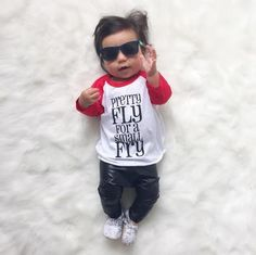 Pretty Fly For A Small Fry | Community Post: 10 Ridiculously Awesome Kid's Shirts