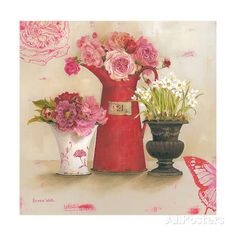My Favourite Flower Shop reproduction procédé giclée par Kathryn White sur AllPosters.fr