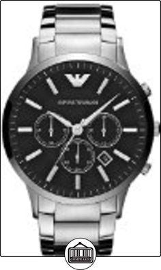 Unbekannt AR2460 - Reloj , correa de acero inoxidable de  ✿ Relojes para hombre - (Gama media/alta) ✿