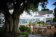 The most unique of luxury hotels i    TALLAND BAY HOTEL   n Cornwall - With breathtaking coastal views and a character all of its own, Talland Bay Hotel is an unforgettable stay.
