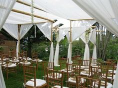 Parasols Wedding Guests Parasol Ceremony Canopy With Hanging Crystalsorchids