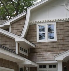 Would Love To Cover It In Cedar Shingles Too Dutch Colonial Design