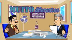 critica -  PSDB e PT nos bastidores da CPI da Petrobras!