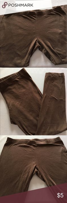 MANDEE Leggings [NWOT] Capri leggings from the late and great MANDEE. Seriously, aren't these like, historical?🙃 mandee Pants Leggings