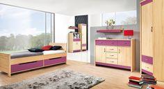 Dětský pokoj RIO - Sconto Nábytek Malm, Toddler Bed, Furniture, Home Decor, Google, Child Bed, Decoration Home, Room Decor, Home Furnishings