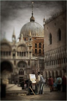 oh Venice. I love you. >> So lovely!