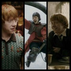 Ron Weasley ~ Harry Potter Series