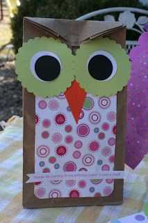 Blessed Beyond Measure...: Owl-a-palooza!