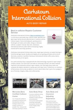 Clarkstown International Collision  RP for you by http://travis-jordan-dchhondaofnanuet.socdlr2.us/
