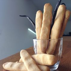 #BEBE. Petits biscuits vanillé pour Bébé (a partir de 6/7 mois) - Les Delices de Liam