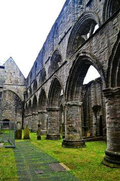 Dunkeld Cathedral - Dunkeld, Scotland