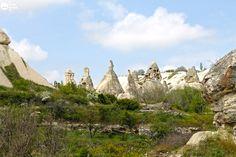 Dlaczego nie spodobało mi się w Kapadocji? 3 dni w Goreme   Blog Rodzynki Sułtańskie