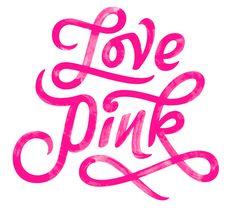 Love Pink Love – Erik Marinovich – Friends of Type