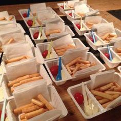 Gezonde frietjes