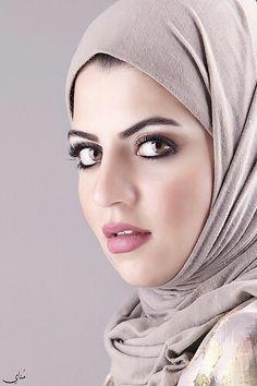:::: ✿⊱╮☼ ☾ PINTEREST.COM christiancross ☀❤•♥•* ::::Hijab ❤ ❤•♥.•:*´¨`*:•♥•❤