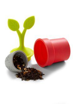 Pour and Plant Tea Infusers   Mod Retro Vintage Kitchen   ModCloth.com