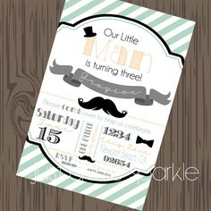 Free mustache party invitations man invitation mustache mustache birthday invitations diy mustache bash invitation little man invites filmwisefo