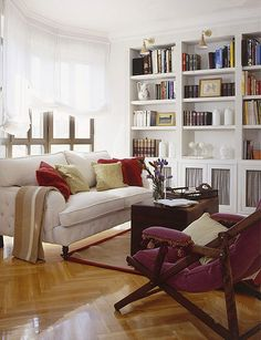 librero living