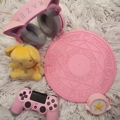Magic Circle Wireless Charger Magic Circle Wireless Charger This enchanting Summoning Circle will take wireless charging to the magical realm. It transmutes a smartphone's flat out battery to full without any cable and lights up in the process Summoning Circle, Drops Paris, Kawaii Bedroom, Gaming Room Setup, Gaming Desk, Game Room Design, Gamer Room, Pc Gamer, Cute Room Decor
