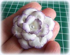 papieren bloem maken