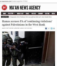 Hamas y Fatah (Autoridad Palestina) continuan a la gresca y nada bueno se puede esperar de dos organizaciones violentas y terroristas que rivalizan y compiten entre si. La AP acusa a Hamas de obsta…