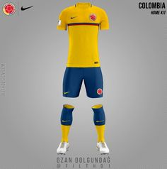 Colombia x Nike
