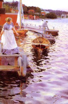 Anders Zorn-Water