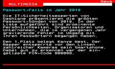 Seite 461.1 - teletext.ORF.at Microsoft, Michigan, Software, Multimedia, Joy, Website, Sayings, Internet, Hello Barbie