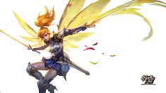 fanny_Lightborn png by dechunf on DeviantArt Miya Mobile Legends, Episode Choose Your Story, Mobile Legend Wallpaper, How To Draw Hands, Deviantart, Drawings, Fictional Characters, Animals, Image