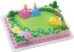 tortas de princesas - Buscar con Google